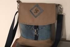 Makerist - Tasche INA von Frau Schnitte - 1
