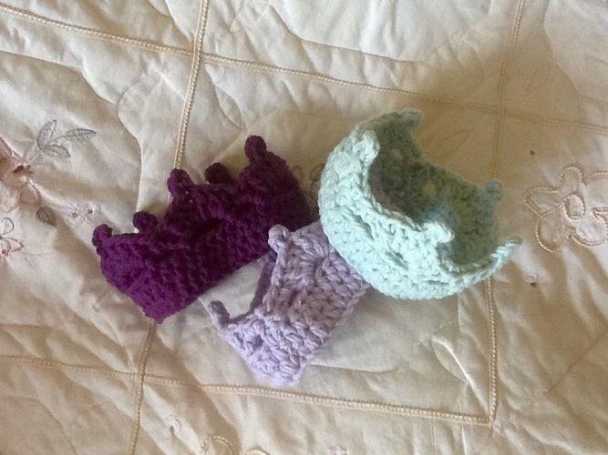 Makerist - Crocheted Royal Crown - Crochet Showcase - 1
