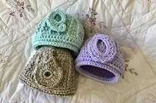 Makerist - Polar Vortex hat - 1