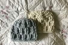 Makerist - Snow cap mountain hat  - 1