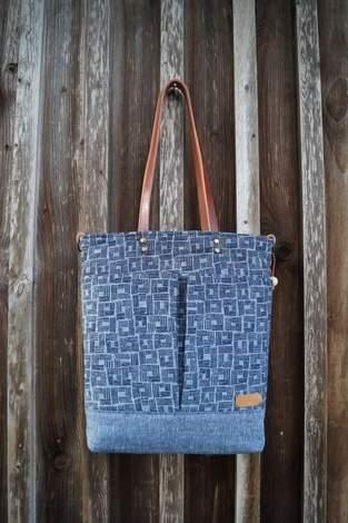 Lia Bag Shopper Handtasche von Unikati