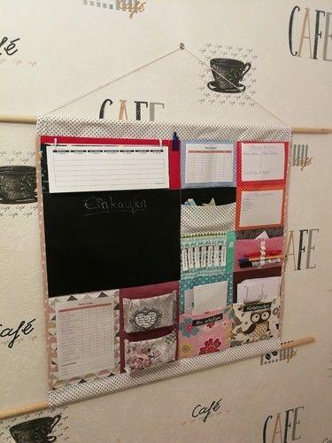 Makerist - Organisiert in allen Bereichen - Nähprojekte - 1
