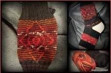 Makerist - Yoga Socken mit Hebemaschenmuster - 1