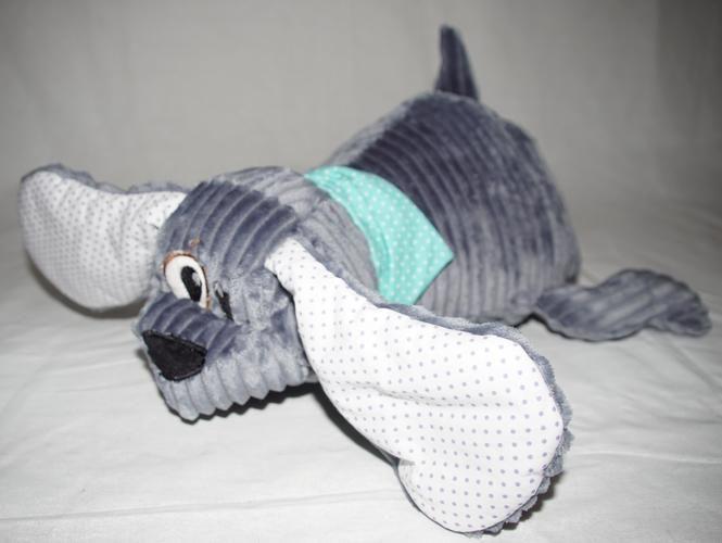 Makerist - Hund Wuffl von Kullaloo - Nähprojekte - 2