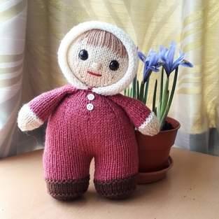 Makerist - Bobbie-Jo Doll - 1