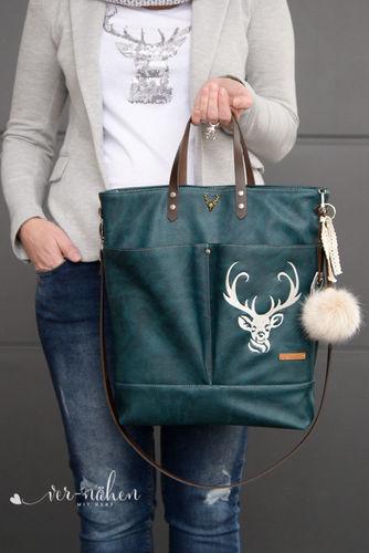 Makerist - Lia Bag von Unikati im Trachten Style - Nähprojekte - 1