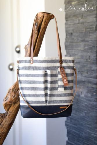 Makerist - Lia Bag von unikati - Nähprojekte - 1
