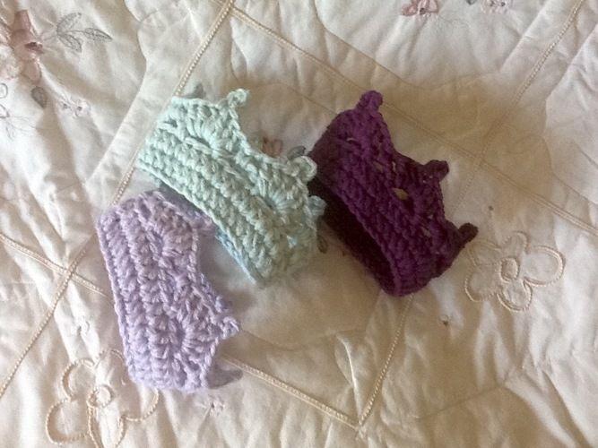 Makerist - Crocheted Royal Crown 👑  - Crochet Showcase - 2