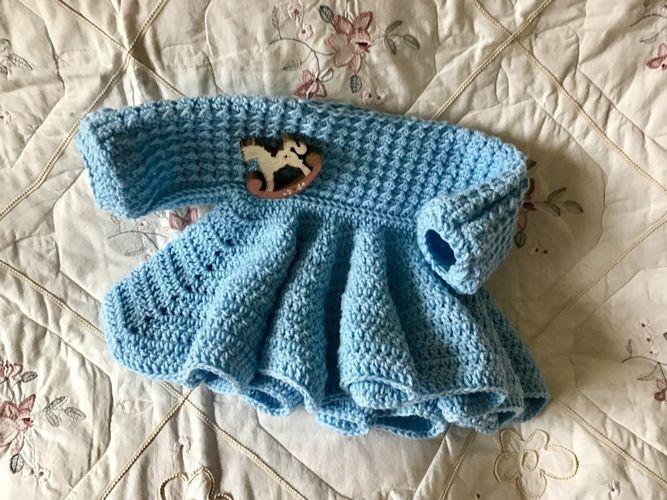 Makerist - Lisa Party Dress - Crochet Showcase - 1