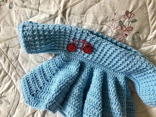 Makerist - Lisa Party Dress - Crochet Showcase - 2