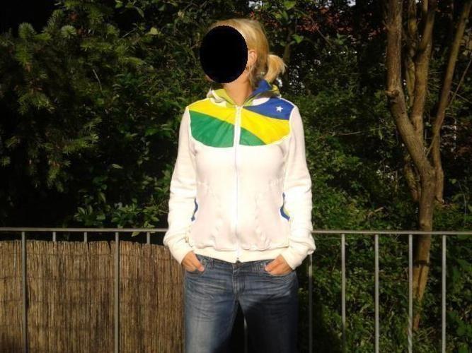 Makerist - Brasil Love WM Jacke - Nähprojekte - 1