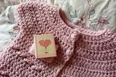 Makerist - Cindy Pale Pink Sweater - 1