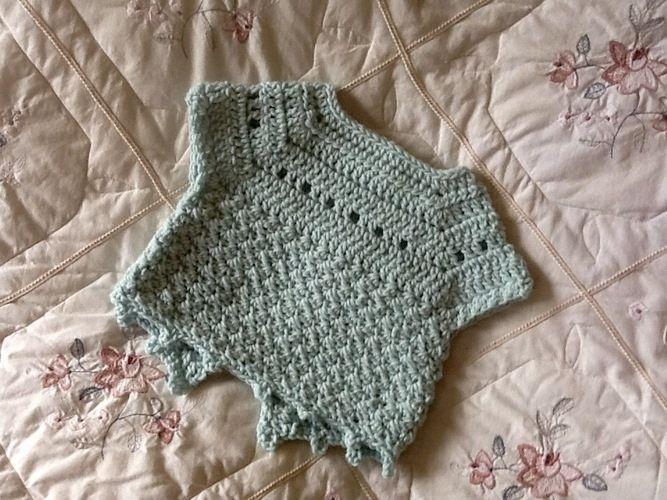 Makerist - Little Kelly Cardigan  - Crochet Showcase - 3