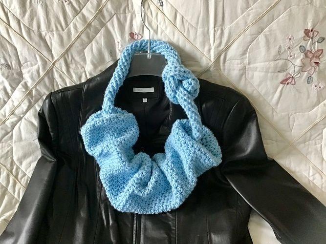 Makerist - Rhapsody Infinity Scarf - Crochet Showcase - 2