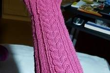 Makerist - Stulpenhandschuhe ohne Fingerspitzen - 1