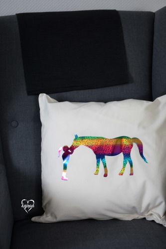 Makerist - Horse Love ziert jetzt unsere Sofa-Kissen - DIY-Projekte - 1