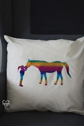 Makerist - Horse Love ziert jetzt unsere Sofa-Kissen - DIY-Projekte - 2