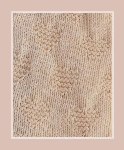 Makerist - Angel Heart Cardigan - NO SEAMS - NO SEWING - Knitting Showcase - 3