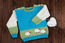 Makerist - Baa Baa Sweater Jumper - 1