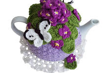 Makerist - Viola Posy Tea Cosy - 1
