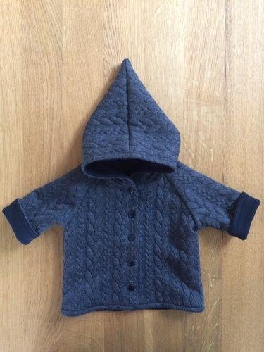 Makerist - Raglan-Babyjacke zum Wenden - Nähprojekte - 1
