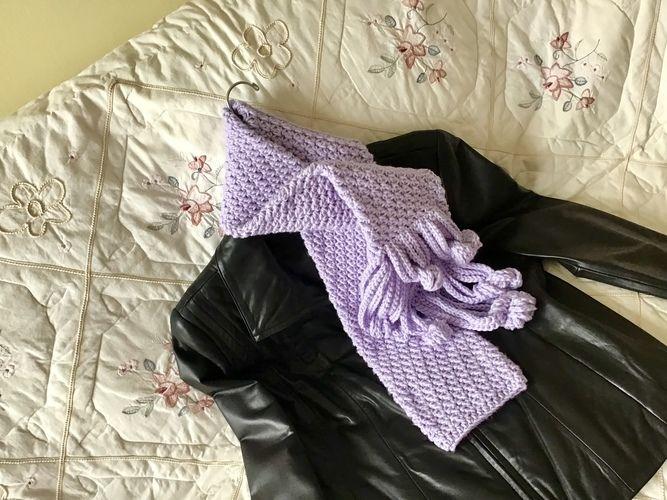 Makerist - Union Park Scarf  - Crochet Showcase - 1
