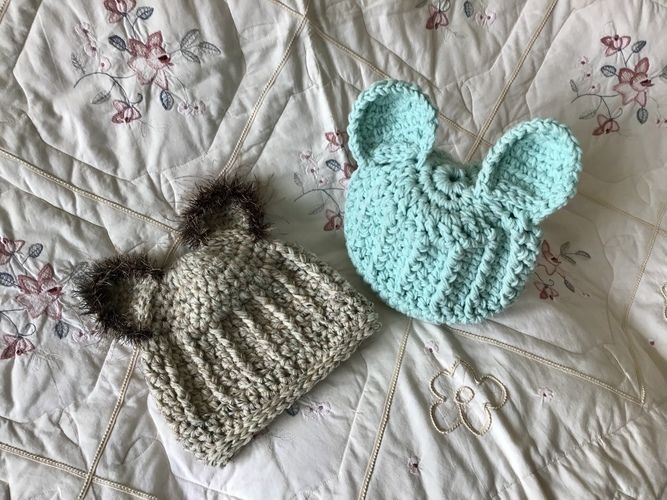 Makerist - Teddy Bear Hat 🧸  - Crochet Showcase - 3