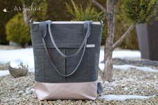 Makerist - Mila Uni Bag von Unikati - 1