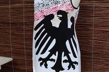 Makerist - Näh WM Deutschland Kleid  - 1
