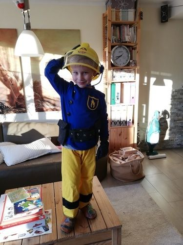 Makerist - Feuerwehrmann Sam  - Nähprojekte - 1