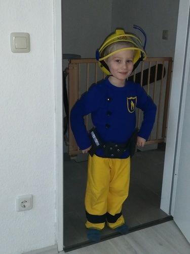 Makerist - Feuerwehrmann Sam  - Nähprojekte - 2