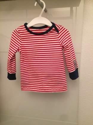 Shirt-Klimperklein