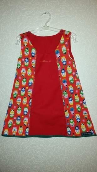 Kinder-Sommer-Kleidchen