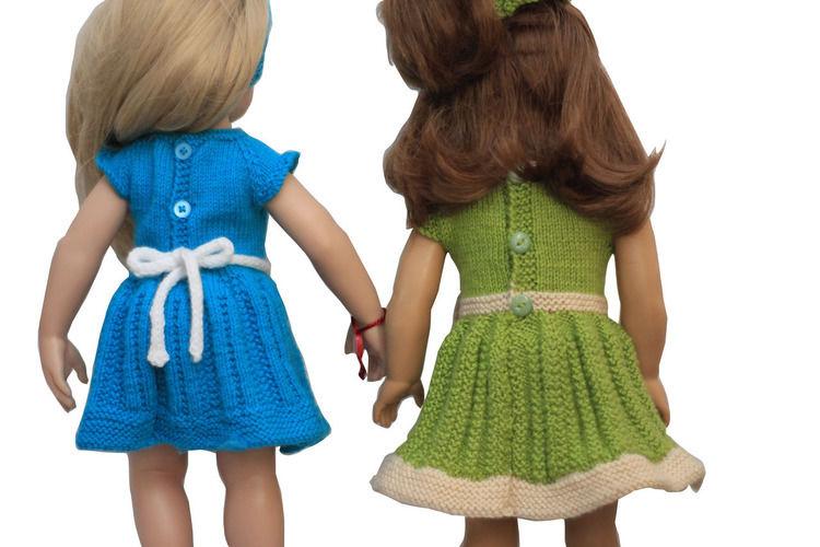 Makerist - AG fun dress .  - Knitting Showcase - 3