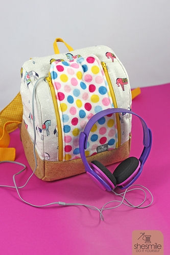 Makerist - Rucksack KlapPack for our Tonie-Box - Sewing Showcase - 2