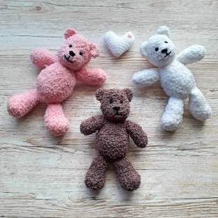 Baby's first teddy