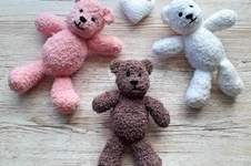 Makerist - Baby's first teddy - 1