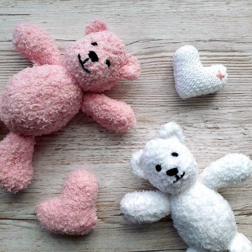 Makerist - Baby's first teddy - Knitting Showcase - 2