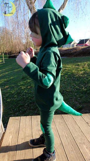 Makerist - Gecko-Kostüm - 1