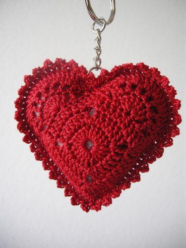 Makerist - Schlüsselanhänger für liebe Leute - Häkelprojekte - 1