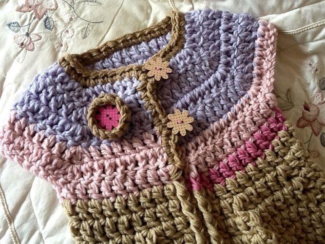 Makerist - Sara crocheted dress  - Crochet Showcase - 1