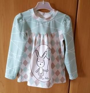 Noch ein Girly-Shirt  für die Enkelin