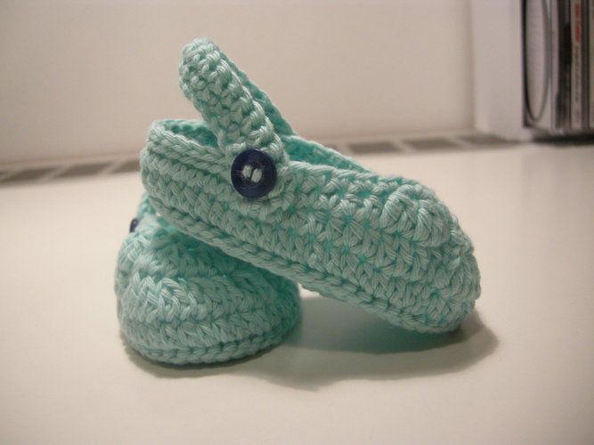 Makerist - Baby-Crocs - Häkelprojekte - 1