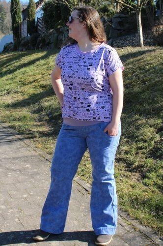 Makerist - Meine erste Hose aus festen Stoffen - Nähprojekte - 1