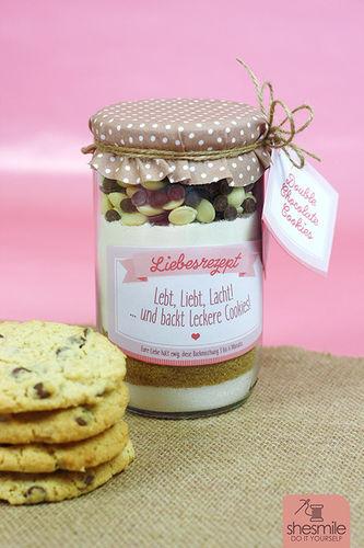 Makerist - Cookies im Glas zur Hochzeit - Torten, Cake Pops und Cupcakes - 1