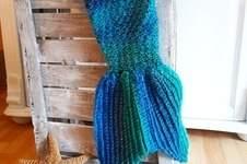 Makerist - Aquaria Meerjungfrauendecke - 1