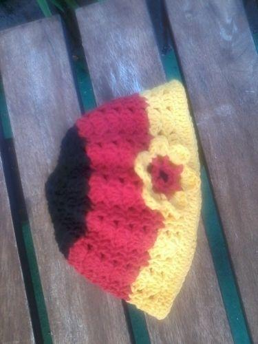 Makerist - Babymütze für die kleinen Fans - Häkelprojekte - 1