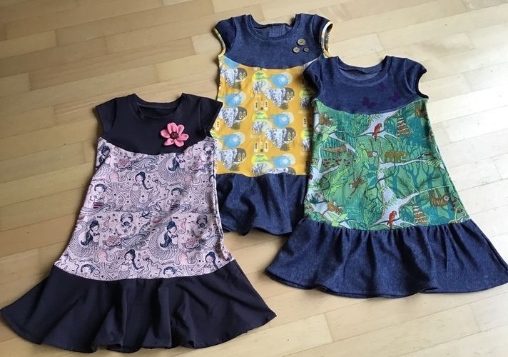 Makerist - Sommerkleider - Nähprojekte - 1