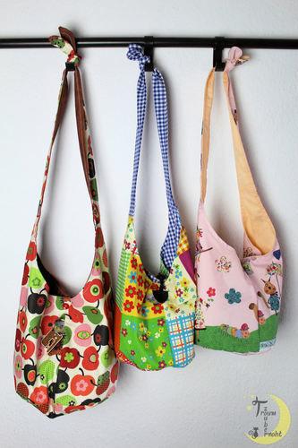 Makerist - Handtaschen Abenteuer - Nähprojekte - 2