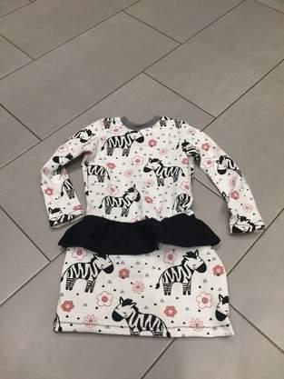 Kleid für kleines Fräulein